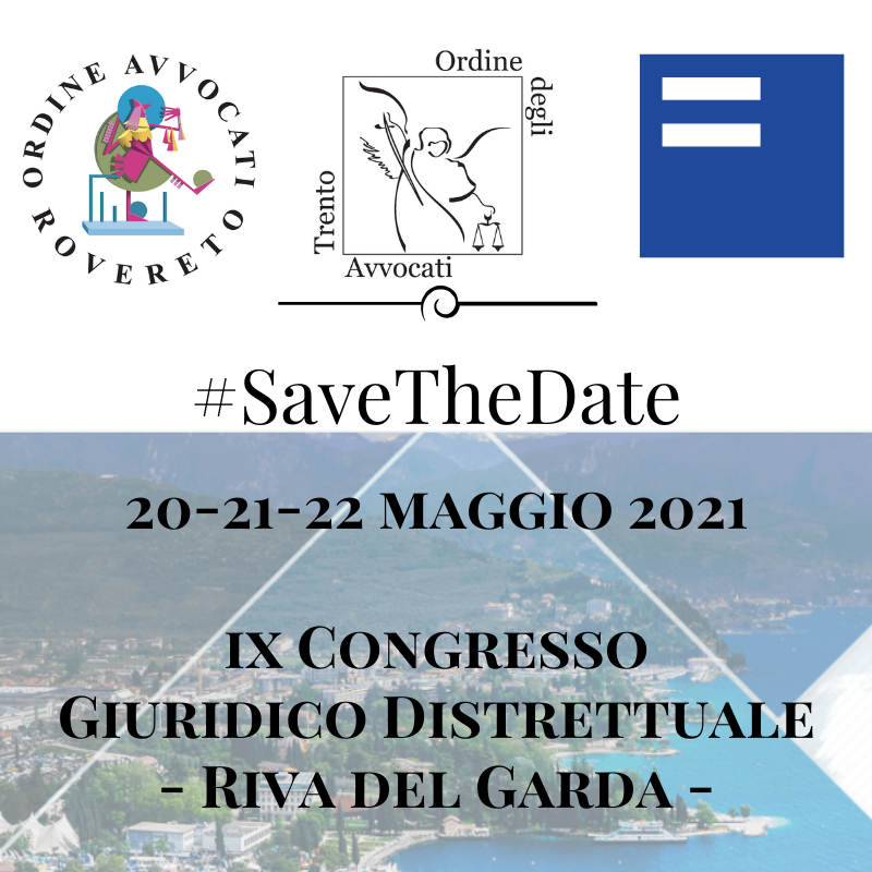 Congresso SavetheDate 2021